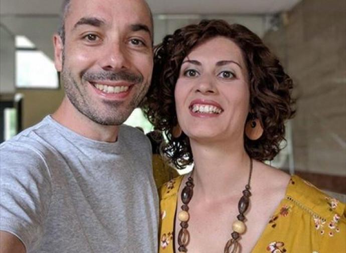 Francesco Rao e Alessandra Lucca