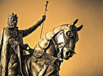 San Luigi, il re eroe cantato dai francesi