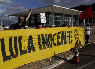 Annullata la condanna di Lula, un siluro per Bolsonaro