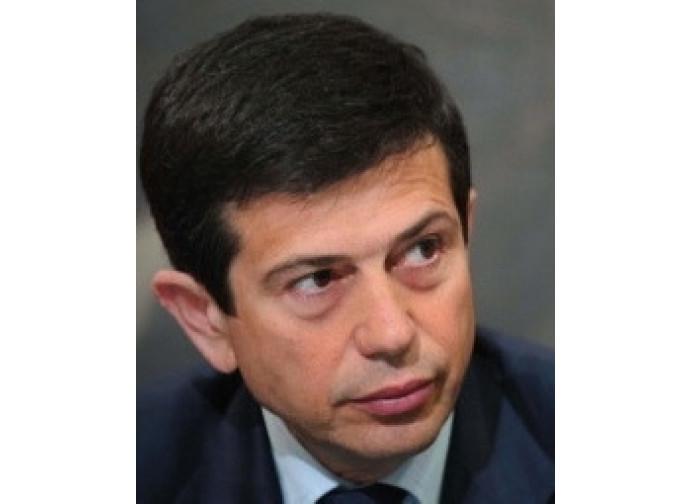 Maurizio Lupi,  ex ministro delle Infrastrutture