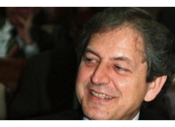 Ercole Incalza, supermanager dei Lavori pubblici