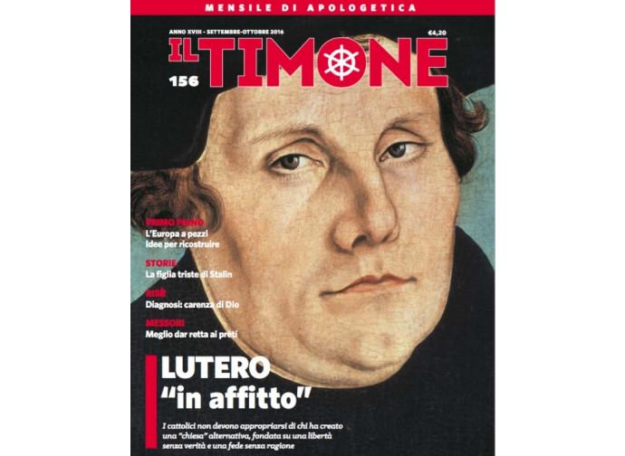 La copertina del Timone