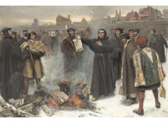 Impossibile camminare con Lutero