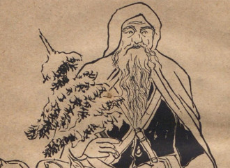 Santa Kurō, il Giappone che non scorda il Natale cristiano