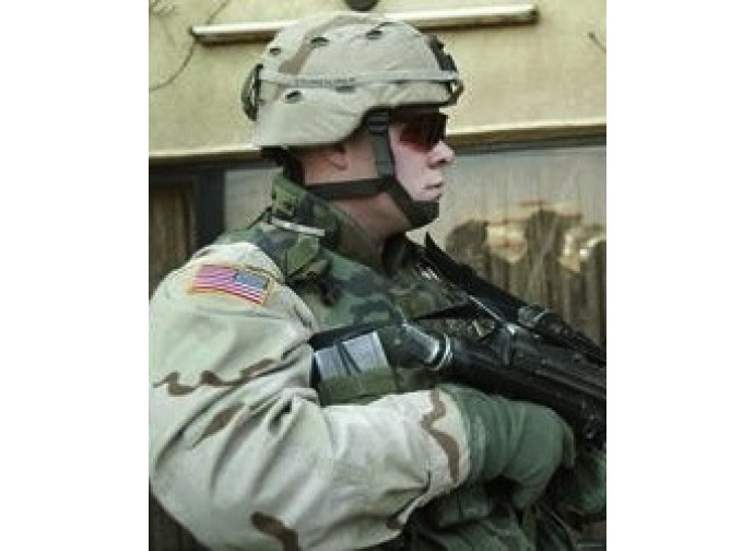 Soldati Usa in Iraq