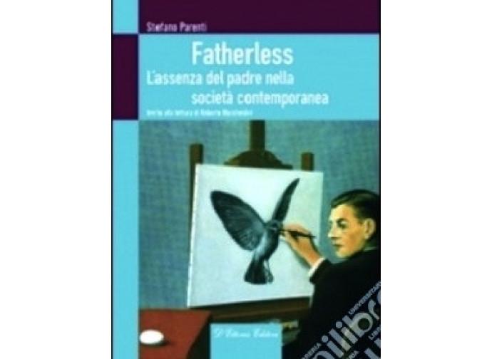 La copertina del libro Fatherless
