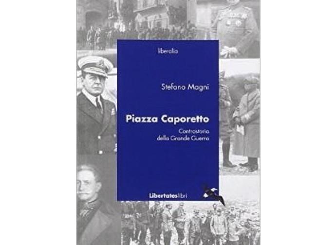 La copertina del libro di Stefano Magni