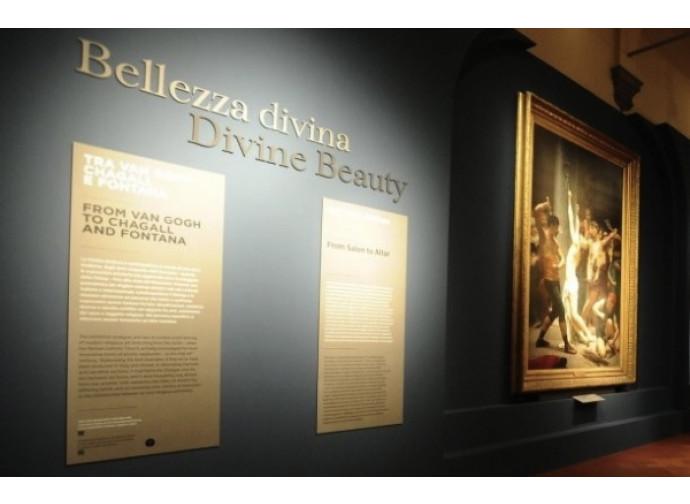 La mostra La Bellezza Divina allestita a Firenze