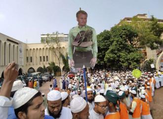 Reazioni del mondo islamico all'omicidio di Samuel Paty
