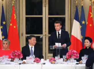 La Francia vende aerei alla Cina, ma senza esporsi