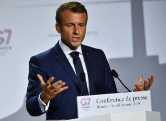 Macron vuole aiutare il Brasile anche contro la sua volontà