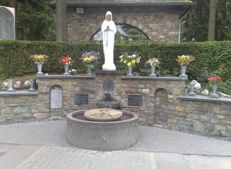 La Vergine dei Poveri, un messaggio pieno di speranza