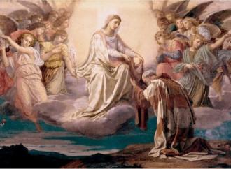 Al Carmelo. Maria, suprema Maestra di santità