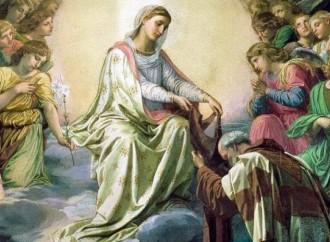 """Maria, il fiore del Carmelo e """"armatura dei combattenti"""""""