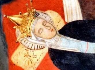Dorme la Vergine, prima della gloriosa Assunzione