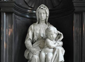 La Madonna di Bruges, capolavoro di Michelangelo