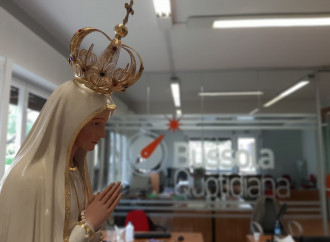 Da Fatima a Brescia, storia di una Madonnina speciale
