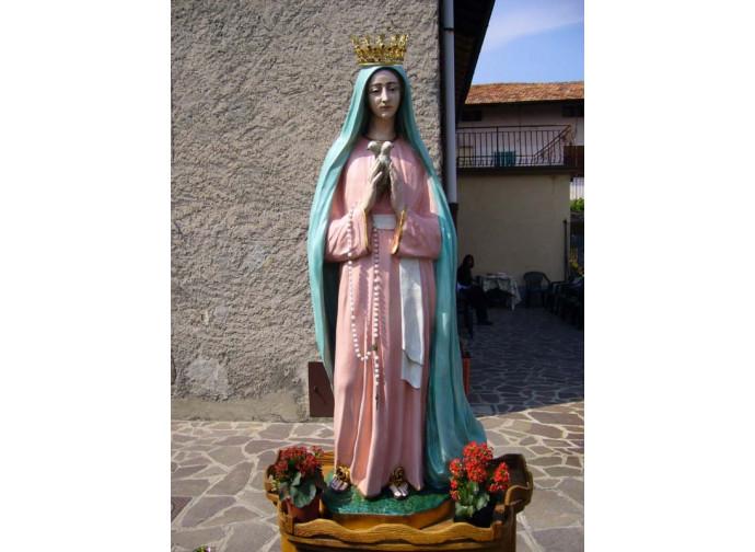 La Madonna a Cappella delle Ghiaie di Bonate