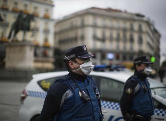 Lockdown: gli italiani sono i più reclusi del mondo