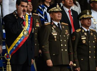 Maduro da morire. Cronaca di uno strano attentato
