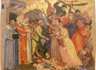 Il Natale e il sangue dei Santi Innocenti Martiri