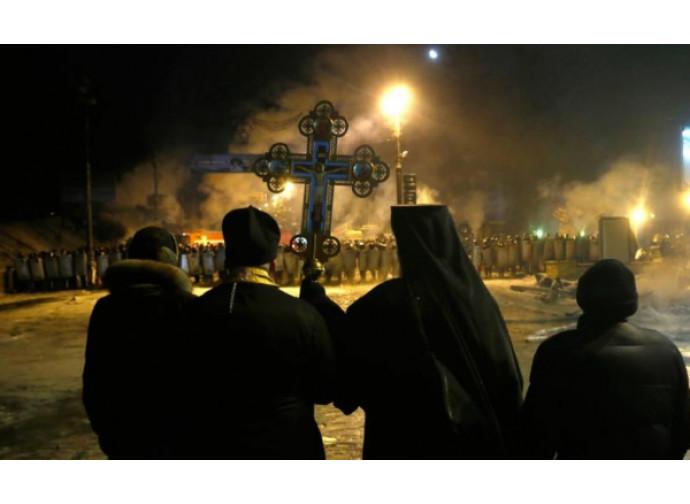 Sacerdoti sul Maidan