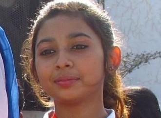 Maira Shahbaz è in fuga dal marito