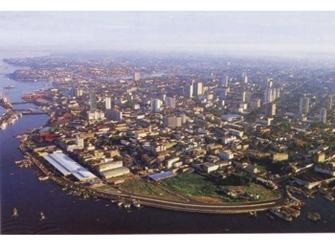 Veduta di Manaos