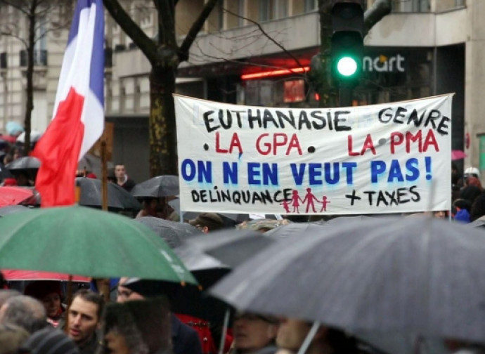 La Manif pour Tous contro gli Stati Generali della Bioetica