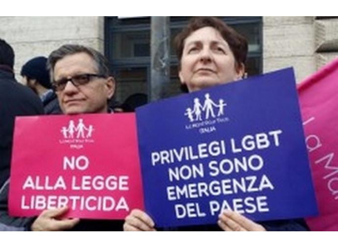 Manif pour Tous in Italia