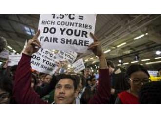 COP21, molto rumore per (quasi) nulla