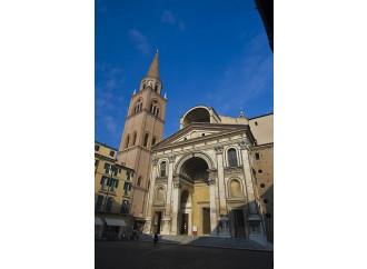 S. Andrea a Mantova, la cattedrale di Longino