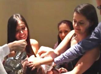 Colombia: sul certificato di battesimo Madre 1 e 2