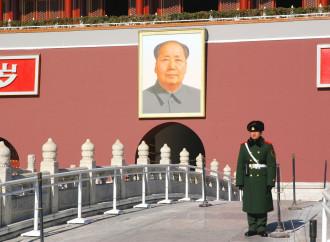 Piazza Tienanmen, il ritratto di Mao