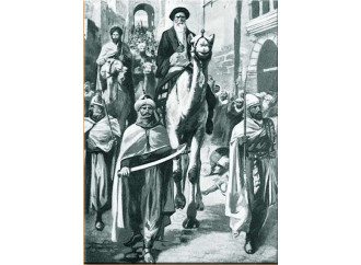 Antisemitismo islamico, esiste dai tempi  di Maometto