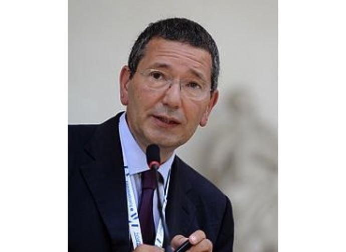 Il sindaco di Roma Ignazio Marino