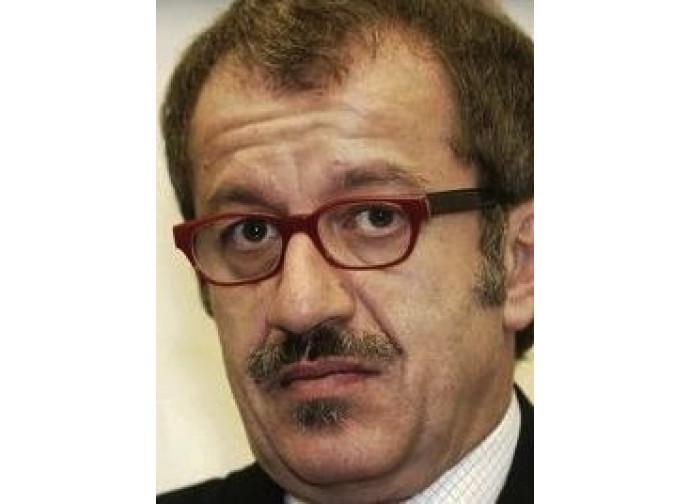 Roberto Maroni, governatore della Regione Lombardia