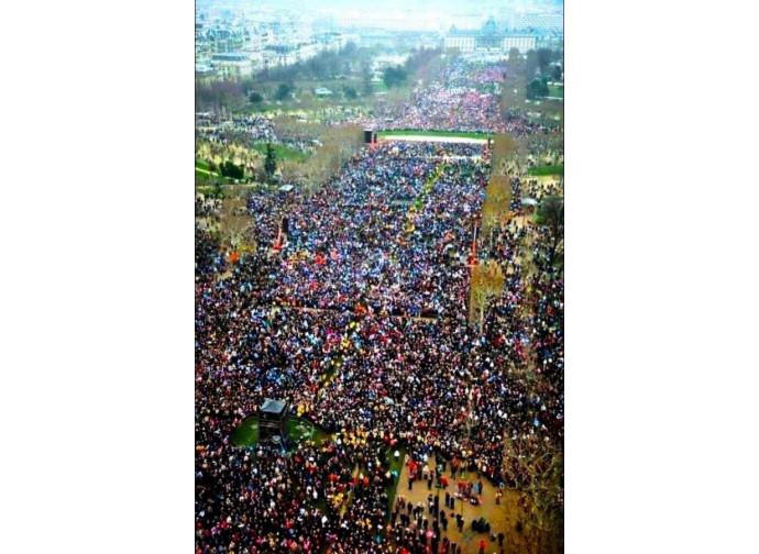Marcia per la vita, la scorsa edizione
