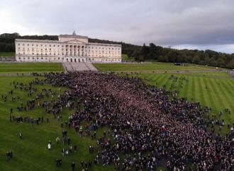 Irlanda del Nord, manca poco all'aborto imposto da Londra