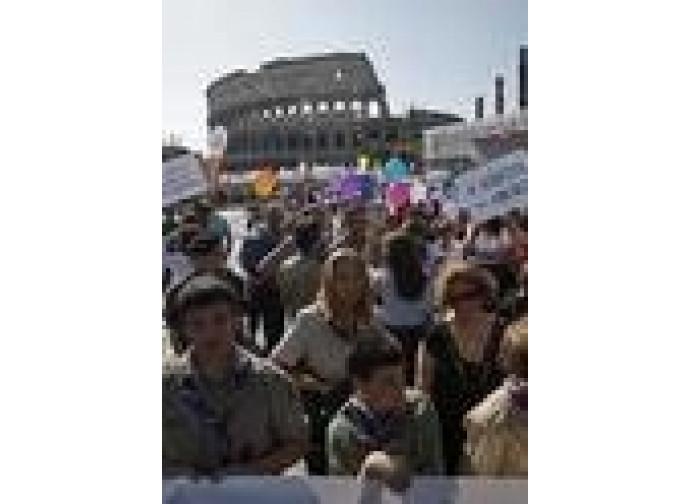 Marcia per la vita 2012