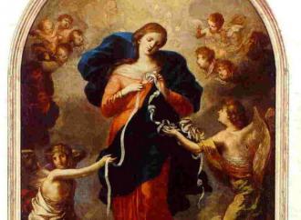 Maria che scioglie i nodi, storia di una devozione