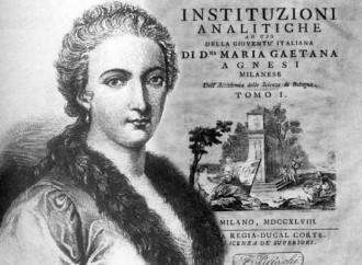 Maria Gaetana Agnesi, la (grande) matematica di Dio