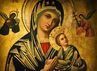 La preghiera e l'inno alla Vergine nella storia letteraria