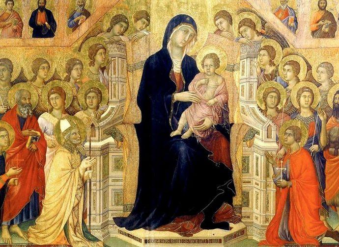 Maria regina del Cielo e della terra