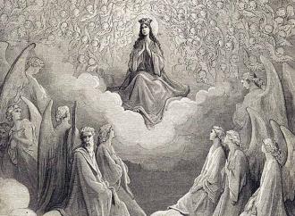 Dante e la Commedia, un inno solenne a Maria Mediatrice
