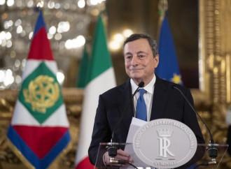 Lockdown, Draghi imita Conte. Così l'Italia rischia il collasso