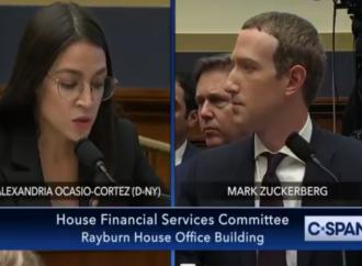 Zuckerberg vs Ocasio-Cortez, cortocircuito progressista