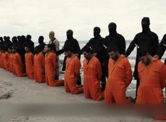 I 21 martiri uccisi dall'Isis, veri fedeli di Cristo