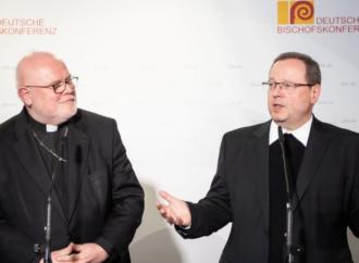 Il Sinodo tedesco: pietra tombale sulla DSC