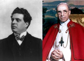 Mascagni, amico e testimone di un «miracolo» di Pio XII